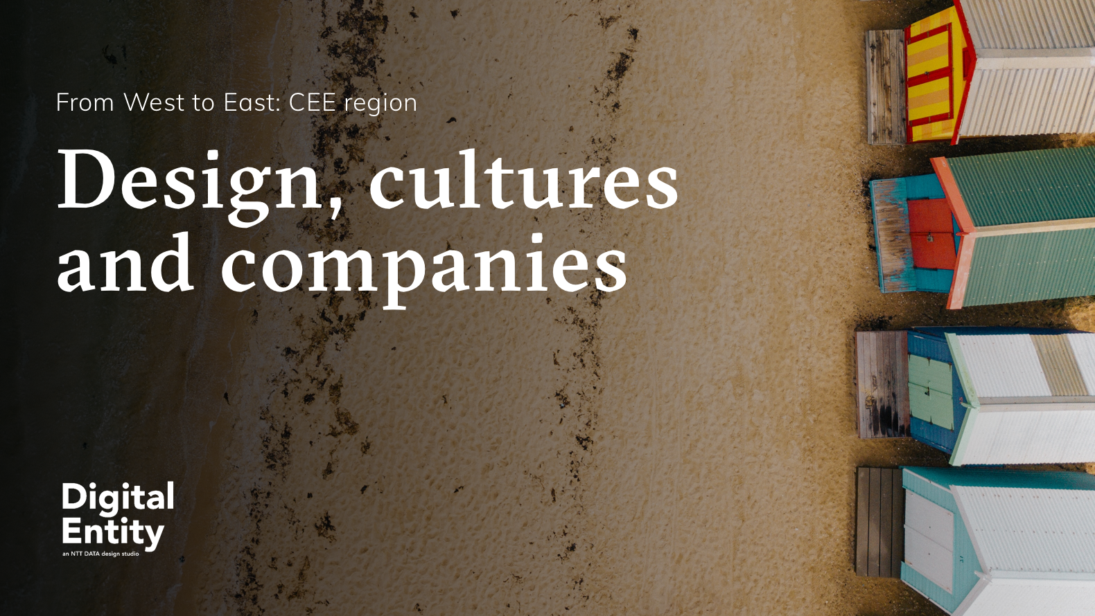 Design, Cultures and Companies.